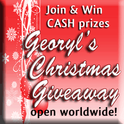Join GEORYL\'s Christmas Giveaway